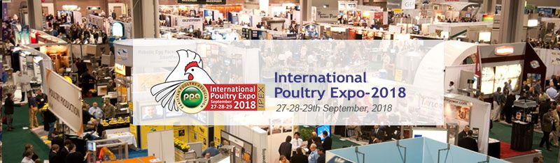 IPEX 2018 internatinal poultry expo