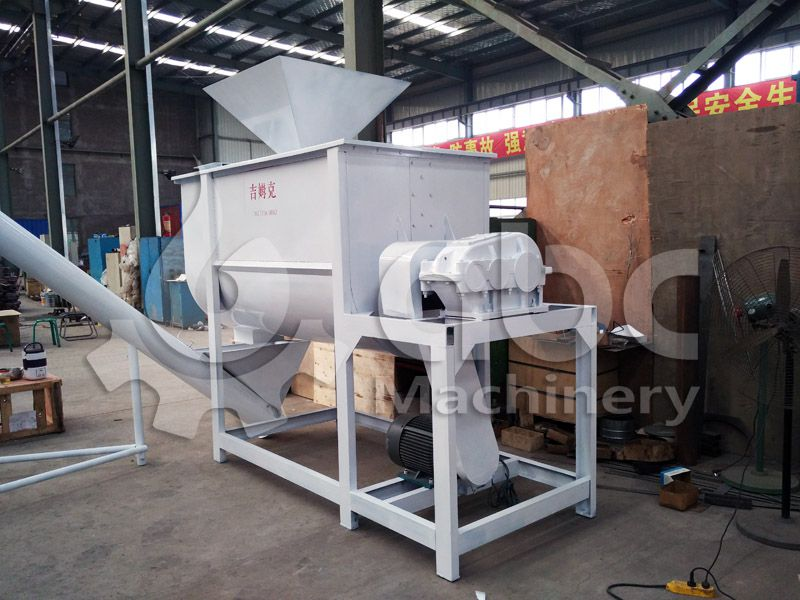 animal feed mixing equipment for livestock feed pellets producing factory