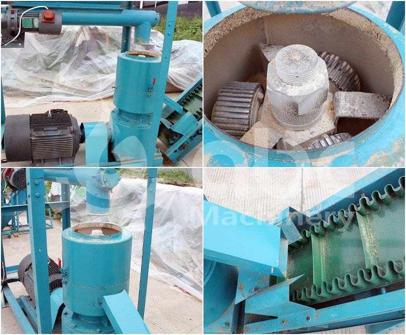 animal feed pellet making machine for sale at factory price