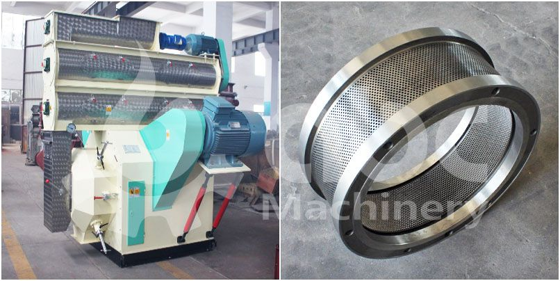 cassava pellet making machine for sale offered by reliable supplier and manufacturer