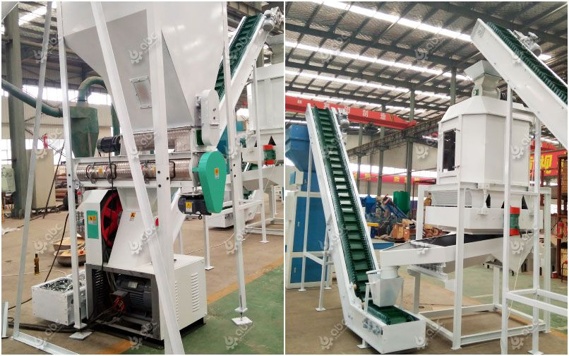 cattle and sheep feed making machine line supplier and manufacturer