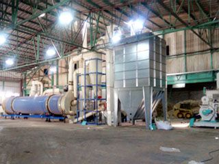 3Ton Pine Wood Pellet Plant Project in Israel