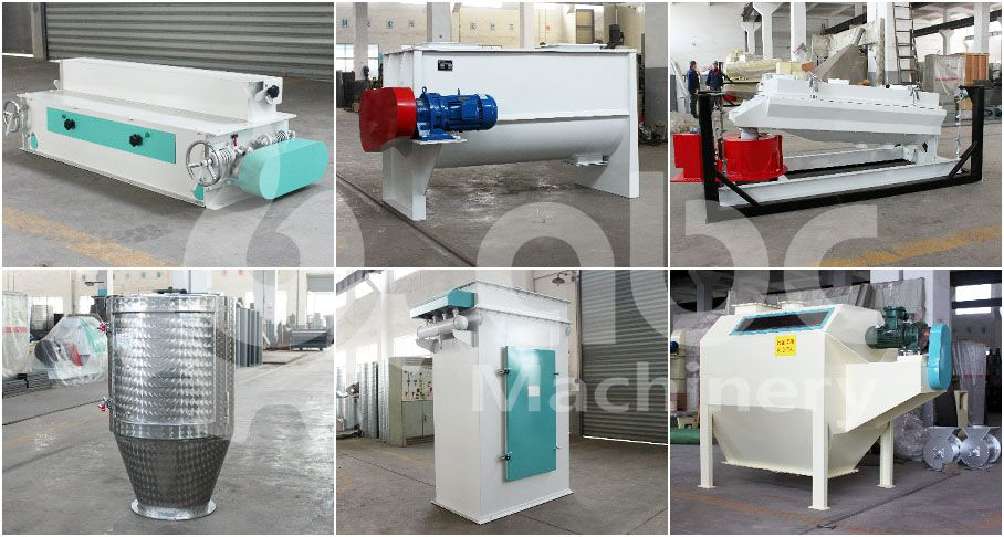 feed pelletizing production accessory equipment