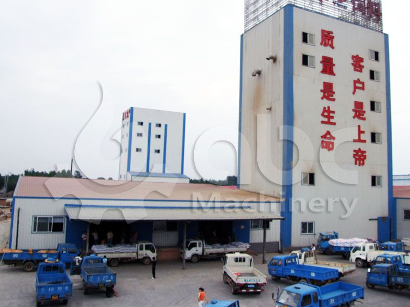 fish feed bait processing plant for medium to large scale production