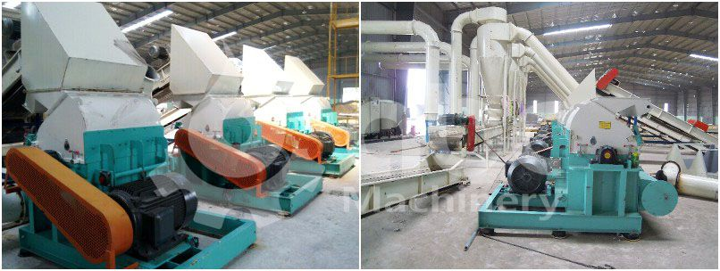 hammer mill for full scale pellet production company