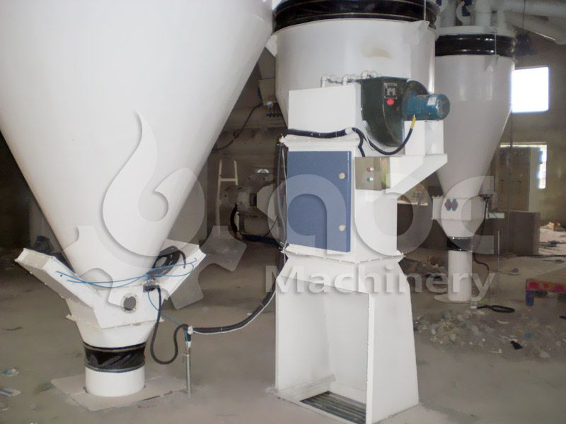 livestock and poultry feed making machine for industrial scale production