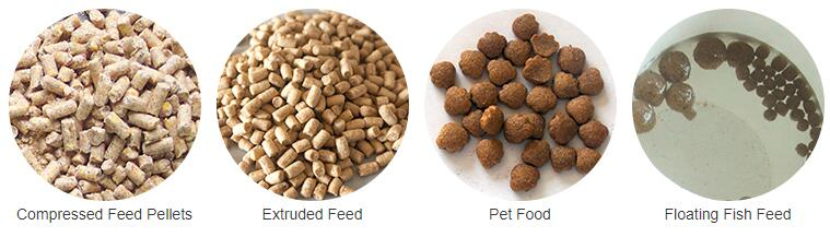 manufacturing animal feed pellets