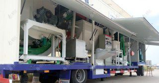 Movable Small Cattle Feed Plant for Sale