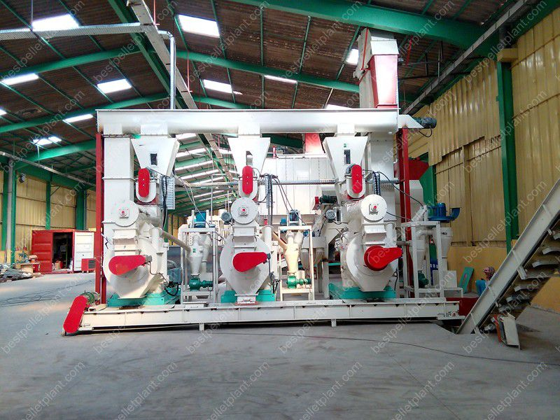 pelletizing system