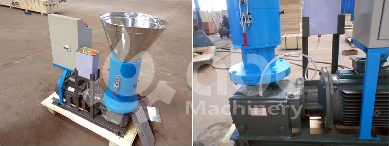 low cost mini pellet manufacturing machine for sale