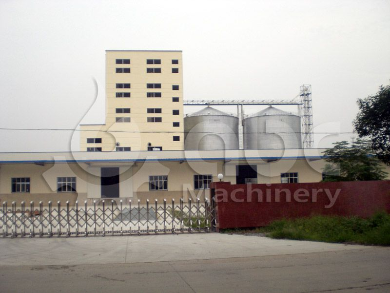 poultry feed making factory for medium to large small feed milling production
