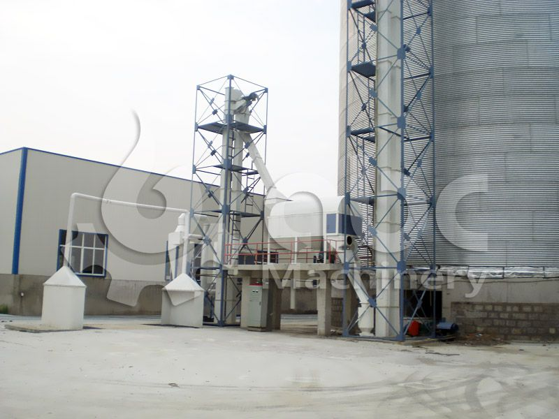 project report of poultry feed making production line