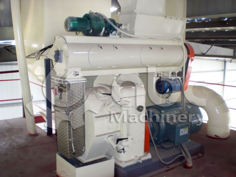 ring die type poultry feed mill equipment for sale at factory price