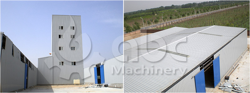 poultry feed mill factory design - turnkey business plan