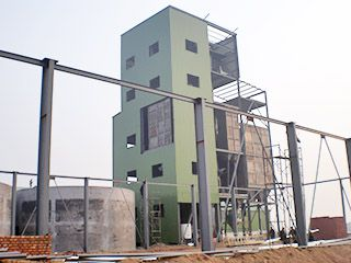 20TPH Poultry Feed Mill Plant