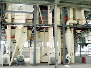 10TPH Poultry Feed Mill Equipment