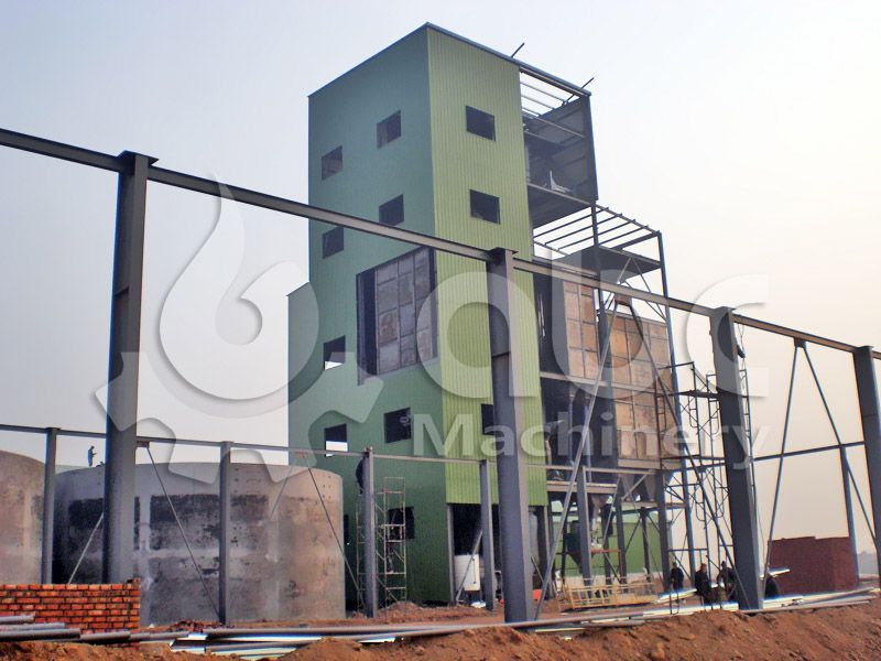 poultry feed mill construction cost and equipment details