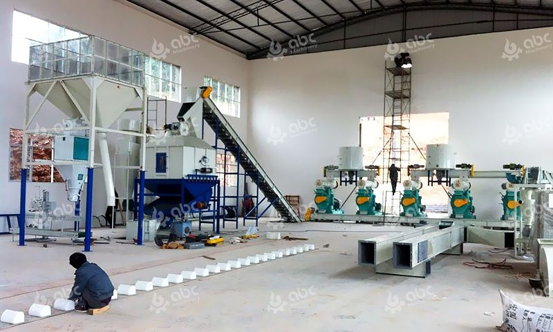 Setup Wood Pellet Plant at Low Cost