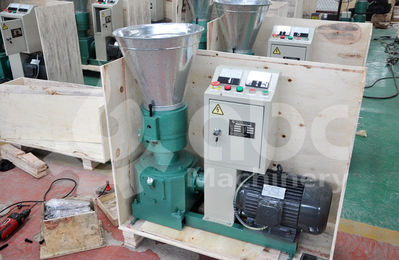 small capacity animal feed pellet mills under packing