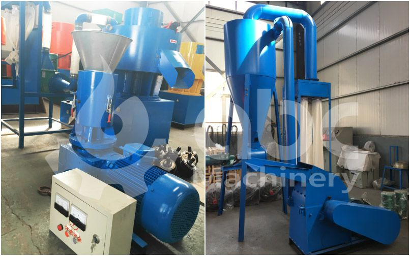 small biomass pelletizer for rice husk