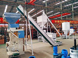 1TPH Chicken Feed Plant