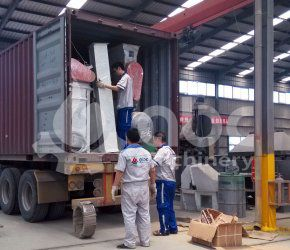 5 TPH Poultry / Cattle Feed Plant Machinery Exported to Mali