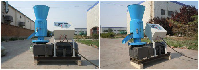 wood pellet manufacturing machine - cheap price