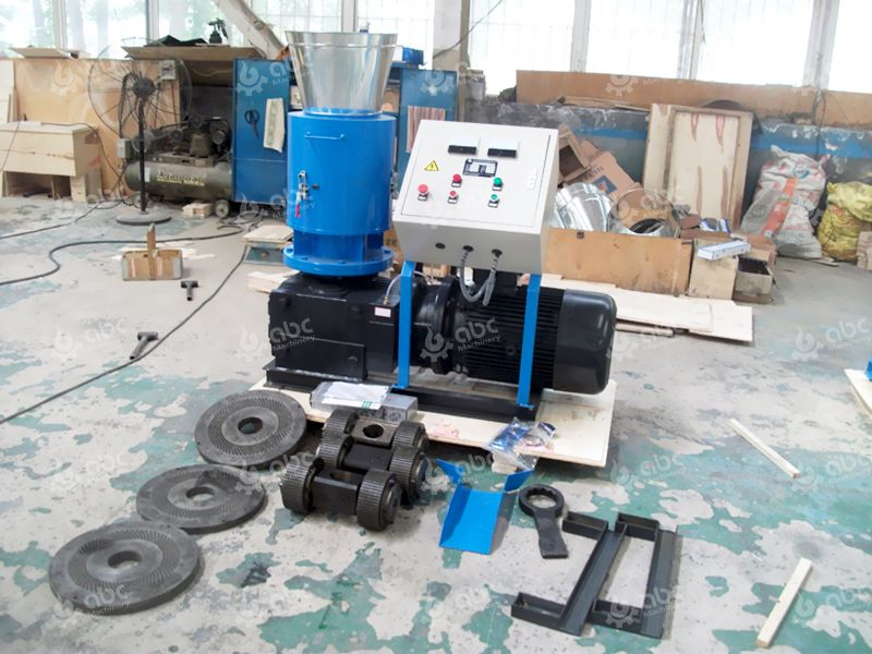 Spare Parts of Feed Mill Machine