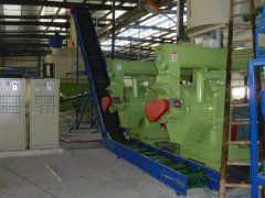 2 Tons Per Hour Wood Pellet Production Line