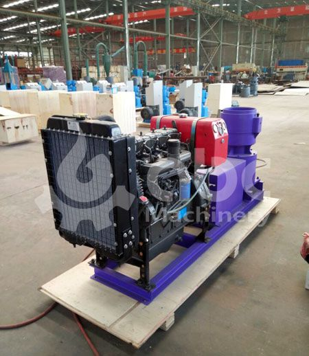 wood pelletizer for sale with low price