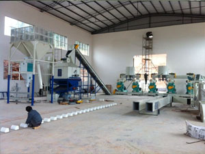 8 Ton Wood Pellet Production Line